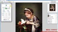 P2A视软油画软件绘画教程之四——自动给制油画