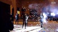 佳兆业物业客服舞蹈表演