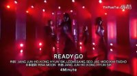 [TL]韩国性感美女组合4minute日文新单《Ready Go》日本现场