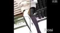 [ROSI] 黑白配袜裤 NO.062-ROSI.CC 美女写真