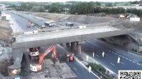 【发现最热视频】拍客!瞬间变废墟!拆毁一座桥的工程实拍
