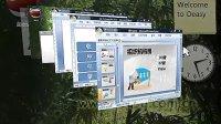 Word2007视频教程-21SmartArt.组织机构图.插入形状.Visio.三维效果.修改颜