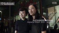 Alexander Wang Launching in Beijing | FashionTV