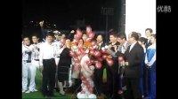 视频: 「球愛天空」台南首映 吳建豪走星光大道