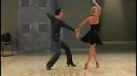 尤丽雅恰恰舞教学-基本变化步02