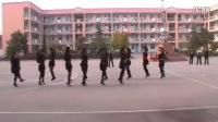 虞城县第二实验小学教师兔子舞比赛