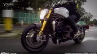 2014 杜卡迪 Monster 1200S 香港试骑