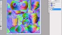 【ZBrush雕刻】次世代角色全程解析-5.1颜色贴图材质ID制作