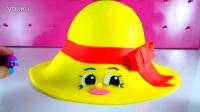 购物小能手 培乐多 培樂多 出奇蛋 蛋惊喜 盲袋玩具 Shopkins Season 3 橡皮泥 Giant Play-doh Surprise Egg
