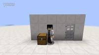 [Minecraft红石小教室]需要手速才能开的门