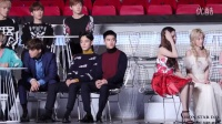 151202 MAMA - TTS, Red Velvet Reaction to Best Male Group EXO by Iron Star D.O.