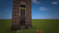 [Minecraft红石小教室]史莱姆电梯