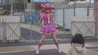 【狮子转载】ダンスを踊るキュアハッピーさんsmile光之美少女-跳舞的cure happy桑(kigurumi)