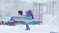 【狮子转载】スイートプリキュア♪ショー in網走流氷まつり【修正版】suite光之美少女(kigurumi)