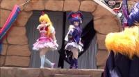 【狮子转载】魔法つかいプリキュアショー 最前列中央の迫力映像「わたしたちが、モデルに?!」よみうりランド魔法使光之美少女(kigurumi)