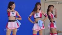 日本美女拉拉队可爱甩毛巾舞