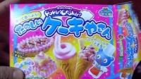 【日本食玩—可食】 冰淇淋  蛋糕