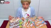 【俄罗斯佐藤_~s Monster你饿了】12个热狗面包