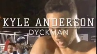 人类蠕动精华—凯尔-安德森打街球