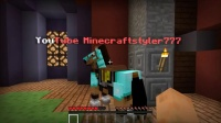 我的世界Minecraft-籽岷的PE 0.15.7冒险解谜 古墓探险 传奇的镐子 上集视频