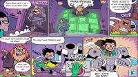 【游戏大风车】少年泰坦出击全集攻略 智力儿童游戏