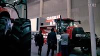 2016中国国际农业机械展会凯斯纽荷兰展位
