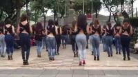 同是广场舞,为什么差距这么大……