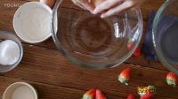 草莓蛋糕韩国超受追捧甜品店Le Bread Lab的经典甜品