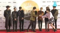 [TE]170114 Golden Disk Awards 金唱片 EXO FULL CUT 中字