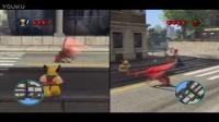 死侍 VS 金刚狼 奇迹超级英雄 乐高玩具 Dead Pool VS Wolverine Lego Battles