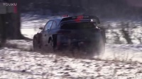 现代 i20 WRC 2017 声音行动在蒙特卡罗拉力赛 2017