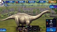 侏罗纪世界游戏第265期:蜀龙、恐手龙和镰刀龙★恐龙公园