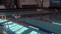 坚持游泳,身心愉悦