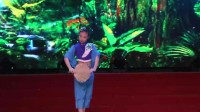 小舞花《纳凉》2016上海国际龙腾杯青少年音乐舞蹈器乐艺术大赛儿童组特等奖