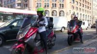 浙江創台ALEX艾力克斯T9踏板車 助力車 速克達 摩托車