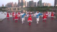 惠州市河南岸(方直杯)广场舞大赛节目太阳姑娘