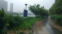 下雨的声音 下雨天的心情说说 湿了一大片