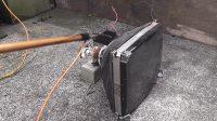 老式电视机散发着致命的毒气及极具损伤视力