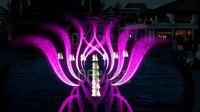 音乐喷泉视频-北京赛特奥特莱斯