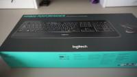 【第二支开箱视频】罗技无线键盘鼠标MX800开箱! !
