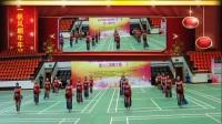 2017瑞安市首届中老年健身排舞大赛(排舞-南屏晚钟)