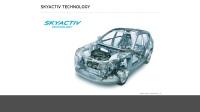 MAZDA马自达全新一代SKYACTIV-X发动机产品介绍,将搭载HCCI均质压燃技术。及未来马自达技术规划线路图