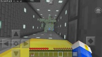我的世界pe雨季的CX_Minecraft小游戏地图,破解一关