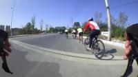 葫芦岛闪电自行车队骑行外环 单车东哥