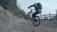AM山地自行车trail骑行