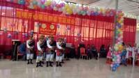 昆明开心娱乐群 舞蹈扎西德勒 2018年1月28日新春联欢 西山西翥山谷农家乐