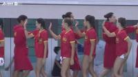 中国女水首战不敌西班牙