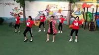 最火??洗脑神曲《PANAMA》幼师舞蹈视频