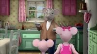 芭蕾舞鼠安吉莉娜 第六季 01 蓬蓬裙的故事 安琪拉和灰姑娘话剧