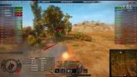 【WOT】坦克世界LOD解说 1号c特级6杀 对着小朋友屁股你就啪啪啪 空降女战队相关视频